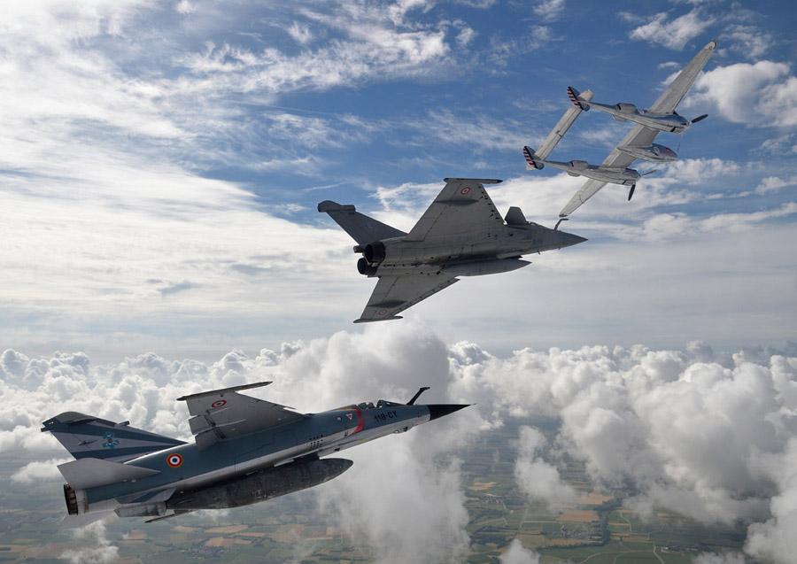 01-Lockheed_P-38_Lightning_Rafale_Mirage_F1_Alain_ERNOULT_1026635-BR