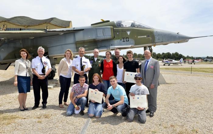 Journée « Education nationale – Armée de l'air »
