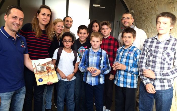 Labo des Histoires Workshops on Saint-Exupéry