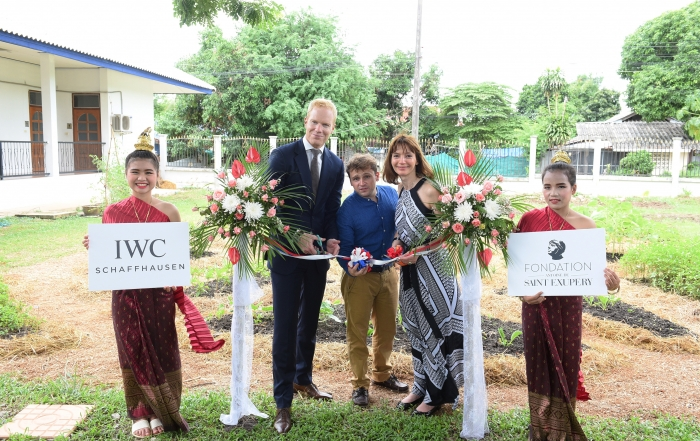 Support of the HCTC School for Underprivileged Thai Youth