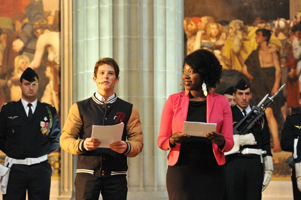 Hommage national antoine de saint exup ry au panth on for Miroir st antoine
